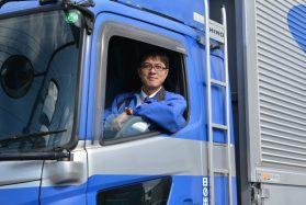 大型トラックドライバー(フレコン・ラック)
